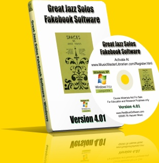 Great Jazz Solos  Fakebook Software